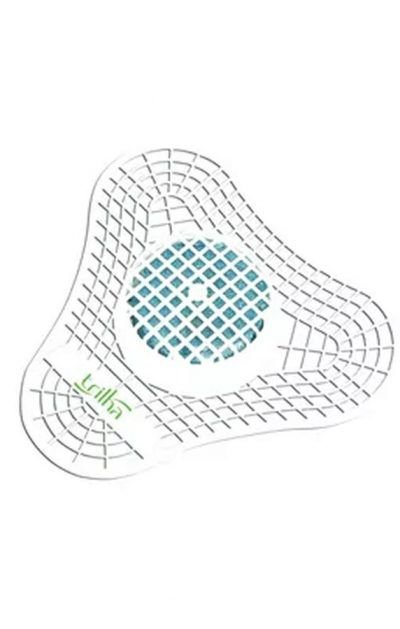 Tela para mictório Trilha c/ pastilha