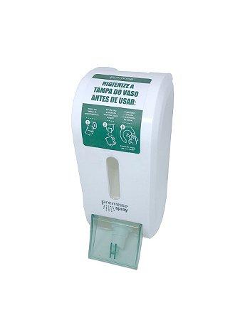Saboneteira Premisse Spray Assento Sanitário