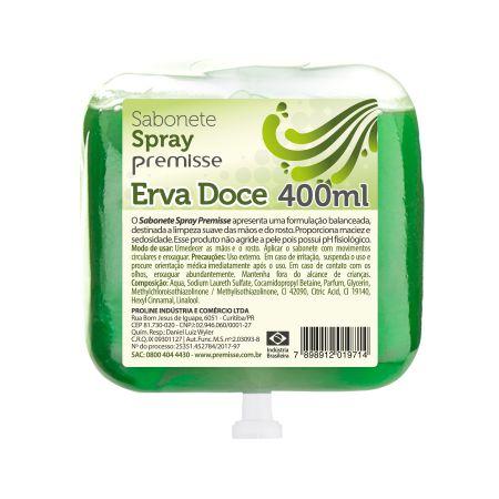 Sabonete Premisse Spray Erva Doce - 400ml