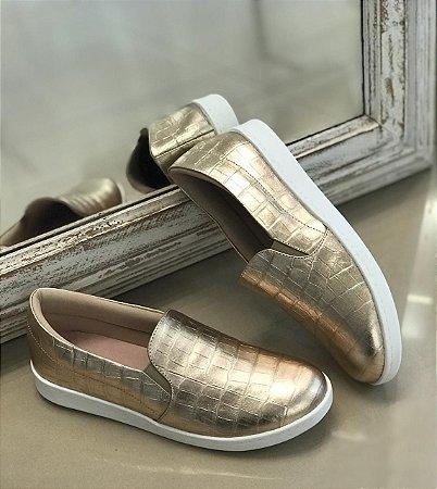 Slippon Metalizado Ouro