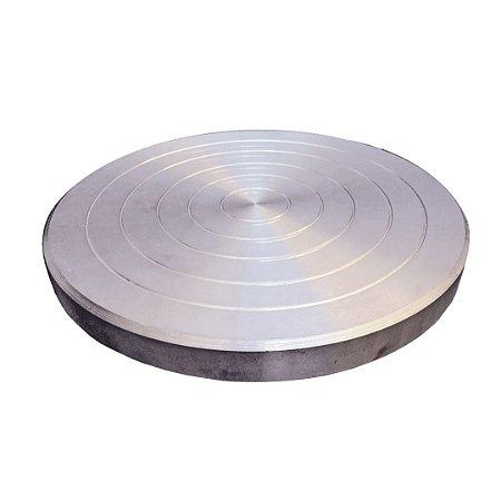 Torno manual para modelagem de cerâmica (05 x 25)