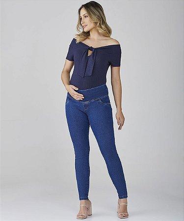 Calça Jeans Skinny Essential Basic
