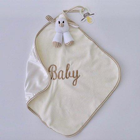 Blanket Cetim Listrado Baby