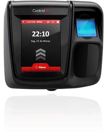 Controlador de Acesso PRO - Proximidade 125 kHz + Biometria + TCP/IP