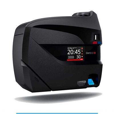 Relógio de Ponto IDClass – Biometria +Código de Barras + Proximidade 13,56 MHz