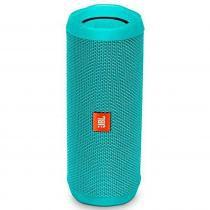 Caixa Bluetooth JBL Flip 5 Green, Estéreo, Classificação IPX7 à prova d?água, S/Fio, Viva voz, Recarregável, Autonomia para 12hs.