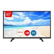 "TV LED Panasonic 40"" 40FS600B FHD, Bluetooth Áudio Link, My Home Screen 3.0, Ultra Vivid, Hexa Chroma Drive, Espelhamento de Tela, Internet Apps,..."