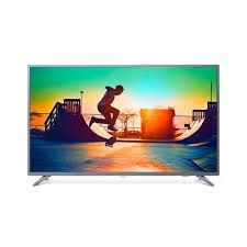"TV LED 50"" PHILIPS 50PUG6513/78 UHD 4K, Smart TV, Wi-Fi Integrado, USB, HDMI."