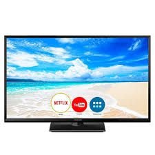 "TV LED Panasonic 32"" 32FS600B HD Smart, Bluetooth Áudio Link, My Home Screen 3.0, Ultra Vivid, Hexa Chroma Drive, Espelhamento de Tela, Internet..."