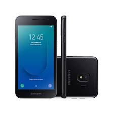 "Smartphone Samsung Galaxy J2 CORE , Android 8.1, Dual Chip, Tela 5"", 16GB, RAM 1GB, Câmera 8MP + 5MP com flash frontal, 4G, Preto"