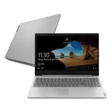 "Notebook Lenovo Ultrafino ideapad S145 R5-3500U 4GB 1TB Windows 10 15.6"" 81V70001BR Prata"