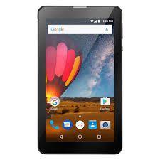 Tablet Multilaser M7 3G Plus, 3G, 8GB Memória Interna, 1GB de RAM, Tela 7'', Quad Core, Android 7.0, Dual câmera, Bluetooth, GPS Preto