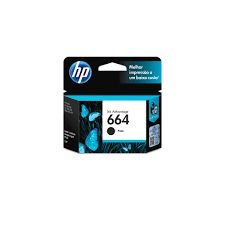 Cartucho Hp 664 Std F6v29ab