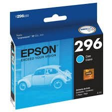 Cartucho Epson T296220-br Ciano