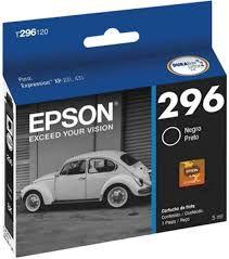 Cartucho Epson T296120-br Preto