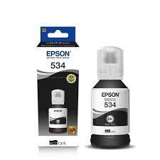Garrafa de Tinta Preta Epson T534
