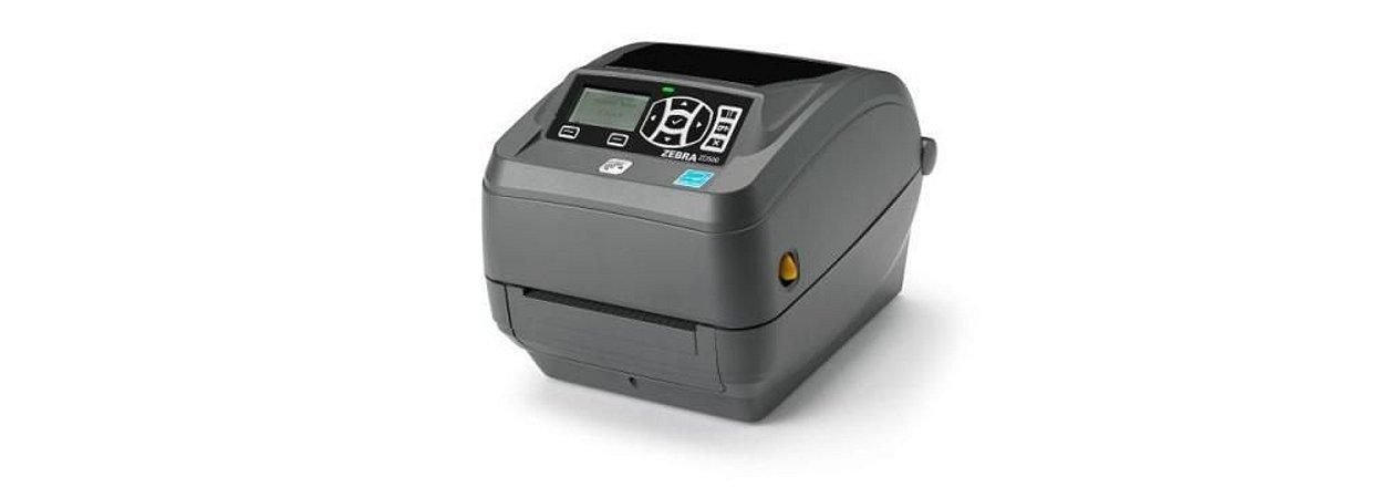 Impressora Desktop Zebra ZD500