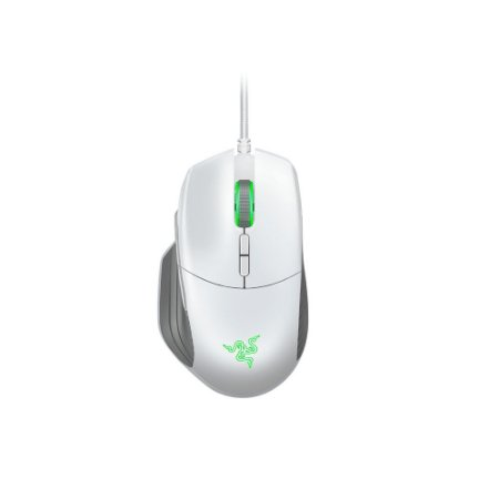 Mouse Razer Brasilisk Mercury Branco
