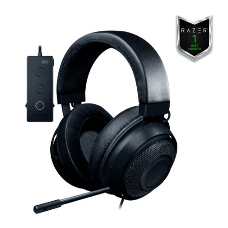 Headset Razer Kraken Tournament Preto