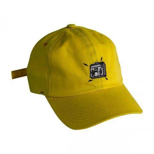 Boné Cisco Skate Fivepenal Sound Yellow