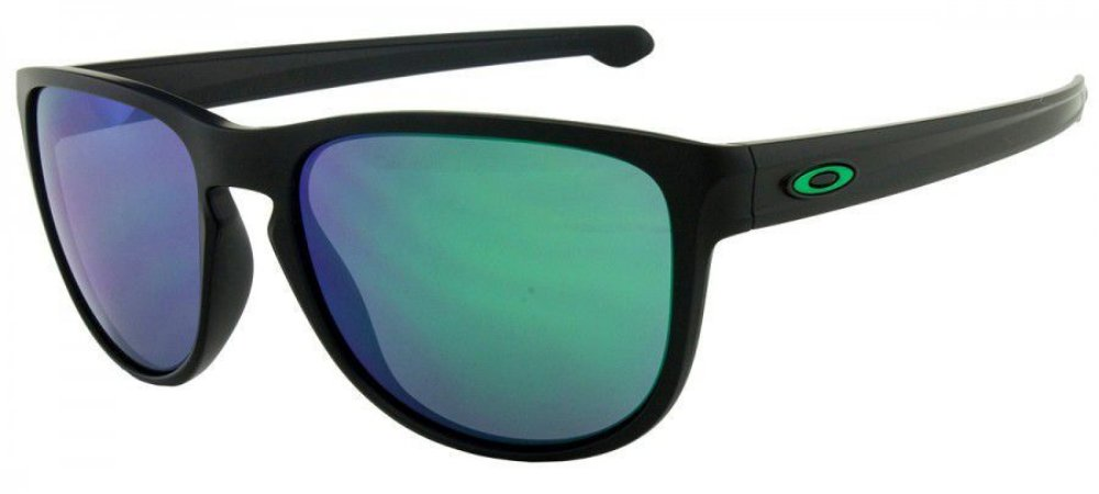 Oculos de Sol Oakley Sliver Black Jade Iridium
