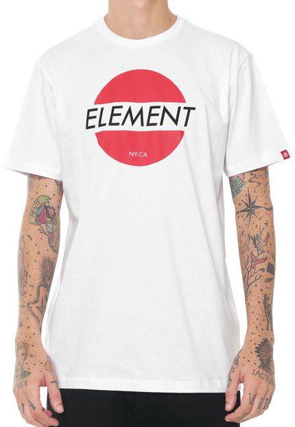 Camiseta Element Skate Co