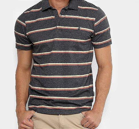Camisa Polo Volcom Sheldon