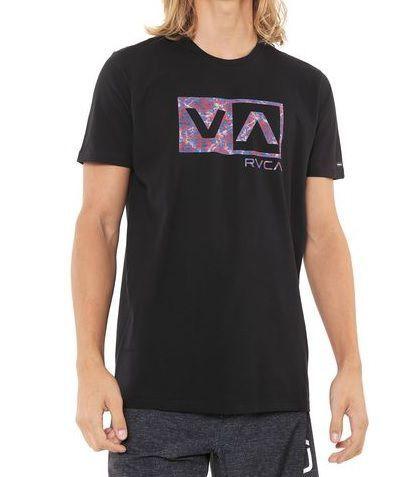 Camiseta RVCA Balance Fill