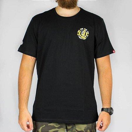 Camiseta Element Shapes Camuflada
