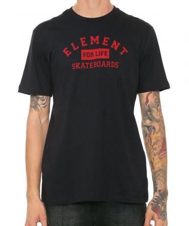 Camiseta Element For Life Skateboards