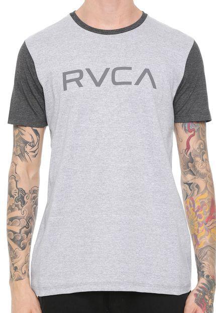 Camiseta RVCA Big Color