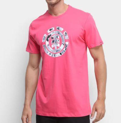 Camiseta Element Multi Icon