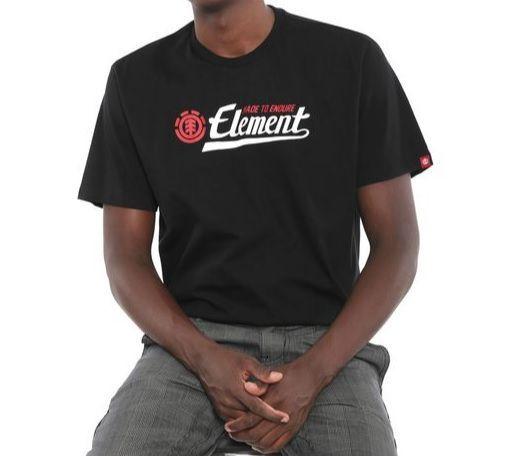 Camiseta Element Signature