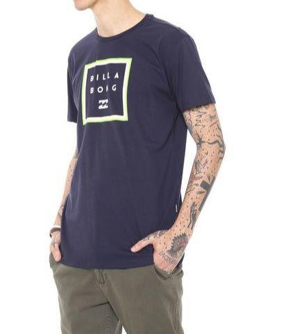 Camiseta Billabong Stacker