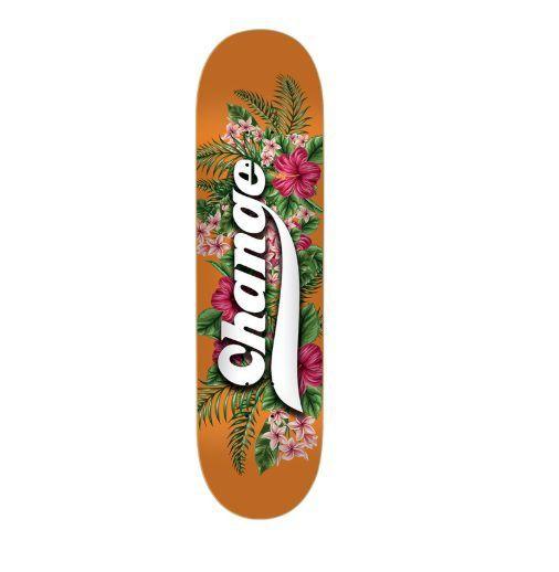 Shape Change Marfim Serie Flower Orange 7.9