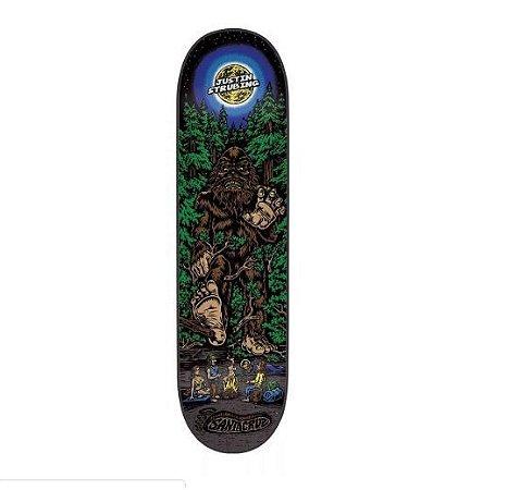 "Shape Santa Cruz Maple Strubing Bigfoot 8.3"""