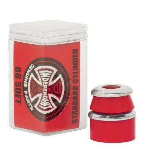 Amortecedor Independent Conical Vermelho 88A