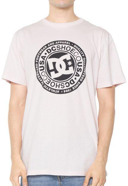 Camisa DC Básica Circle Star Masculino