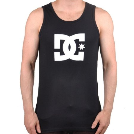 Camiseta Dc Shoes Regata Star