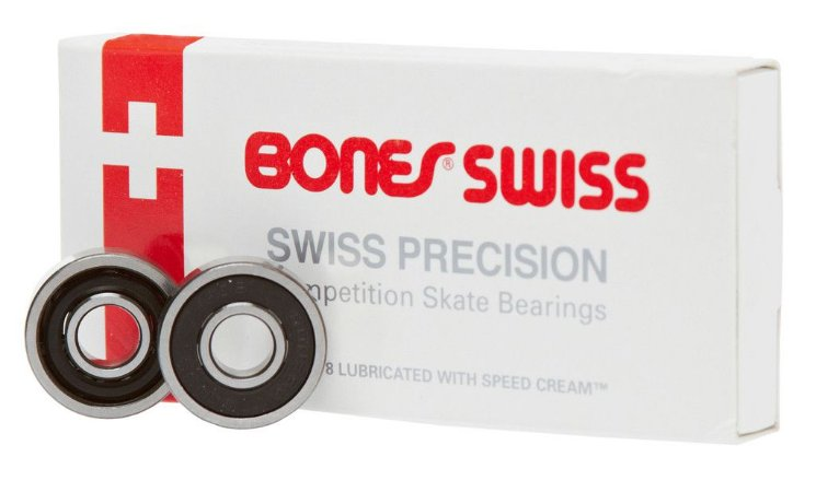 Rolamento RED Bones Swiss Precision