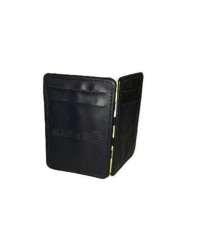 Carteira Cisco Magic Porta Cartão Preto