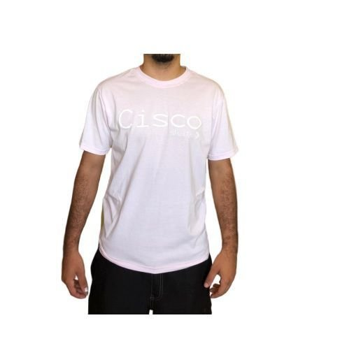 Camiseta Cisco Logo