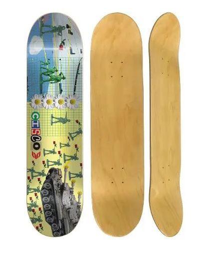 """Shape Marfim Cisco Skate Fn+r Love 8.25"""""""