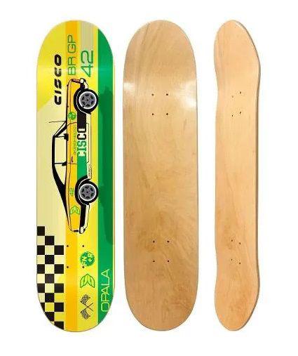 "Shape Marfim Cisco FN+R Series GP Opala - 8"""