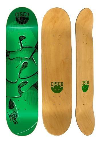 """Shape Marfim Cisco FN+R Tag Verde 8.0"""""""