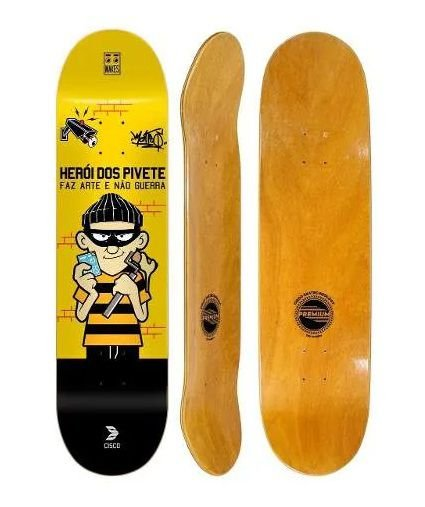 """Shape Cisco Skate Premium Ladies Style 7.67"""""""