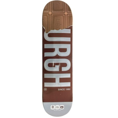 "Shape Marfim Urgh Skate Street 8.125"" Float Chocolate"