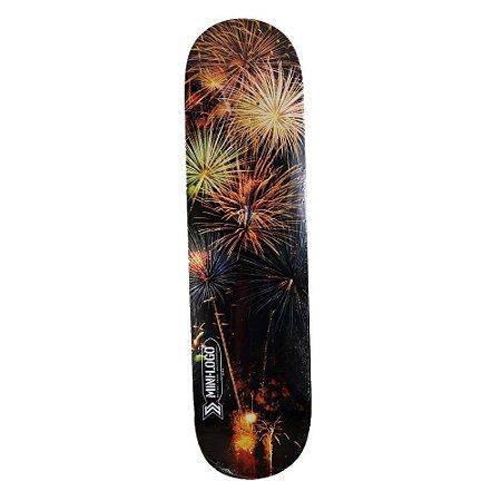 Shape Mini Logo Maple Small Bomb 170 K15 Fireworks 8.25