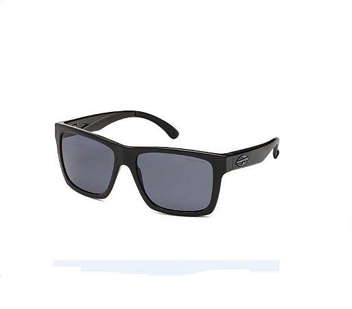 Óculos De Sol Mormaii San Diego Preto Polarizado