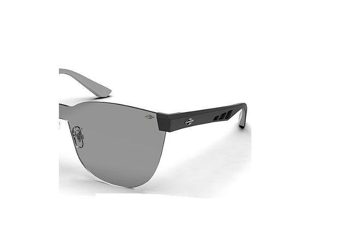 Óculos De Sol Mormaii Bela Preto Parede Cinza (Cód: